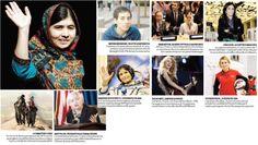Informazione Contro!: Malala e le sue sorelle il mondo è delle donne ecc...