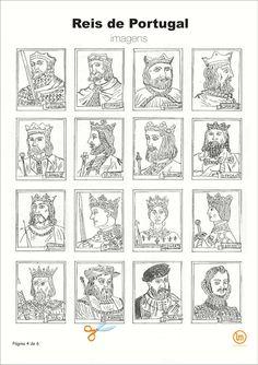 Reis de Portugal imagens Página 4 de 6 Conquistador, Filipina, Old Pictures, Social Studies, Singing, Photo Wall, Around The Worlds, 1, Activities