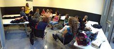 Tot un èxit les converses d'alemany!! Els divendres de 7 a 8 #Esparreguera