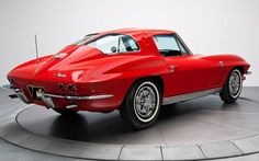 When you visit RK Motors in Charlotte, North Carolina be sure to look for a Riverside red  1963 Corvette Split Window Z06 is on display. You'll notice …