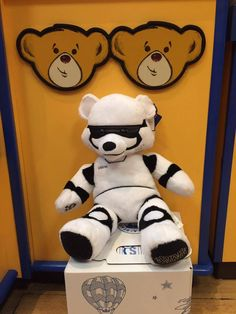 #StarWars llegó a Build-A-Bear Workshop®
