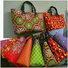 Items similar to African prints on Etsy Fabric Handbags, Fabric Bags, Purses And Handbags, African Print Dresses, African Print Fashion, African Prints, African Textiles, African Fabric, Ankara Mode