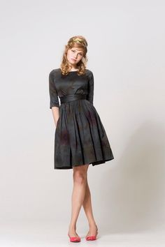 Love this dress by Mrs. Pomeranz on Etsy.com