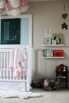 Lily's Sentimental Nursery My Room