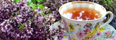 Herbal tea and infusion: which plants to grow in the garden?- Discover the pleasure of making your own herbal tea or infusion with the plants of the garden: herbal tea of thyme, sage or other plants with many benefits! Source by saiisaii_ -