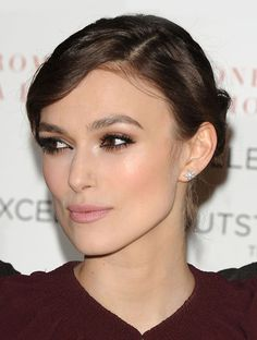 """Keira Knightley - Keira Knightley attending the UK premiere of """"A Dangerous Method"""" held in the crystal room at the May Fair Hotel, London"""