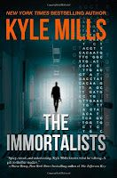 The Immortalists by Kyle Mills book review - Alexia's Books and Such