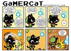 GamerCat | Professional Pot Smasher