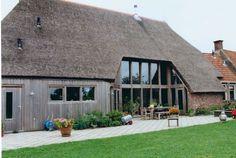 Boerderij verbouwen architect - Renovatie boerderij