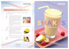 Tee ihania smoothieita terveelliseksi välipalaksi. Apuna shake reseptit
