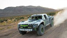 Trophy Trucks: the ultimate desert racers
