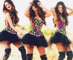 selena gomez like a love song vestido - Buscar con Google