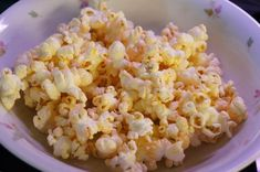 Rezept Popcorn, fructosearm | Lecker Ohne ...