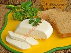 Ev Yapımı Köy Peyniri Tarifi Health Heal, Homemade Cheese, Turkish Recipes, Fajitas, Bon Appetit, Food Art, Cookie Recipes, Yogurt, Food And Drink
