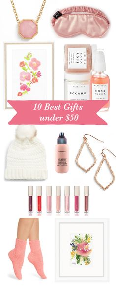 Gifts Under 50 For H
