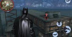 Mroczny Rycerze Powstaje - gra mimo kontrowersji jakie wzbudza (głównie sprzętowych - trzeba do niej mocnego telefonu) jest i tak jedną z najlepszych adaptacji filmu na smartfony. Wygląda świetnie, a to fruwanie Batmanem po mieście jest zabawą samą w sobie :-)
