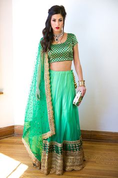 Elegant Fashion Wear Explore the trendy fashion wear by different stores from India Bollywood Lehenga, Bollywood Fashion, Bollywood Style, Indian Attire, Indian Ethnic Wear, Indian Style, Ethnic Fashion, Asian Fashion, Latest Fashion