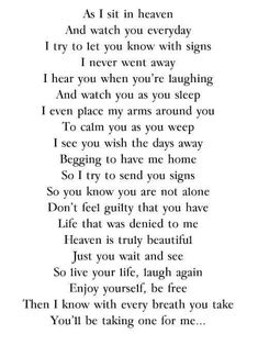 This makes me think of my friend Terry! I miss you! I bet you are fixing a feast in heaven, with your amazing noodles and other sweet treats! Miss Mom, Miss You Dad, Family Quotes, Me Quotes, Qoutes, Quotations, Angel Quotes, Loss Quotes, Random Quotes