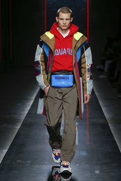 Dsquared2 Spring/Summer 2019 Menswear Collection