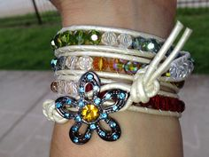 Wrap Bracelets:)
