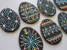 ukrainian egg cookies