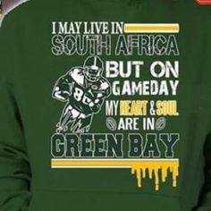 GREEN BAY PACKERS: MADE IN WISCONSIN – EXPORTED WORLDWIDE Next time you take a coveted seat at the Lambeau Field, spare a thought for the loyal fans that'd eat a cheeshead hat to be there.