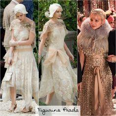The Great Gatsby e a moda dos anos 20, no www.lecamanfrin.com.br  #twentiesfashion #20´s #careymullingan