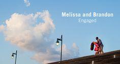 Melissa and Brandon's Engagement Session – Baton Rouge   Adam Nyholt, Photographer