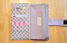 Cash System Bedget Wallet / Coupon Organizer by ParenthoodEssentials