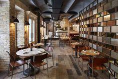 Le relooking du Pub St Germain |MilK decoration