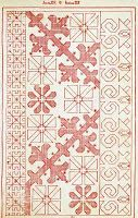 Free Easy Cross, Pattern Maker, PCStitch Charts + Free Historic Old Pattern Books: Russian Русский