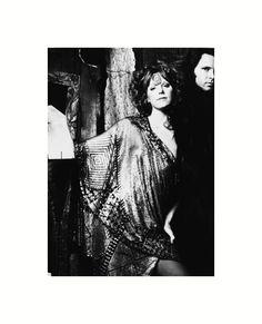 Jim Morrison and Pamela ♡ James Douglas Morrison 1943-1971. #JimMorrison #TheDoors #Music #Rock #PamelaCourson #27Club