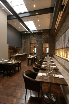 KULTURA Restaurant & Lounge Best of Canada, Canadian Interiors Magazine…