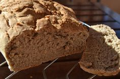El rincón de Ginger: Pan de centeno puro