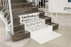 Diplom-Parcours | Studio Laucke Siebein