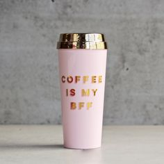 do - hot stuff deluxe thermal - coffee is my bff - shophearts - 1