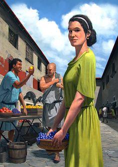 Trajan's Market - Milek Jakubiec