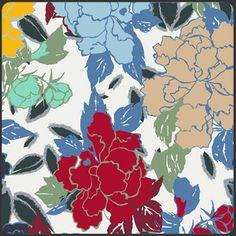 Art Gallery Fabrics - Art Gallery Voile - Mystic in Blanc