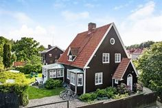 Fastighetsbyrån Storängsgatan Home Fashion, House Ideas, Hem, House Styles, Home Decor, Houses, Places, Decoration Home, Room Decor