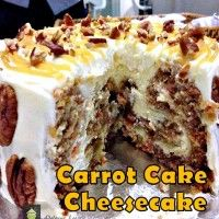 Carrot Cake Cheesecake Recipes From Heaven. 25 Best Carrot Cake Recipes That Are Another Name For . 15 Mini Dessert Recipes My Life And Kids. Home and Family Food Cakes, Cupcake Cakes, Cupcakes, Carrot Cake Cheesecake, Cheesecake Recipes, Tiramisu Cheesecake, Ricotta Cheesecake, Meringue Pie, Easy Carrot Cake