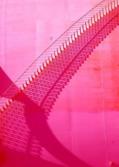 Pink Shadows by mikeyexists