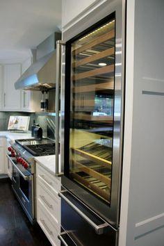 For the baker. Profile Cabinet KC | Kitchen Inspiration | Pinterest