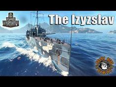 World of Warships: The Izyaslav - YouTube