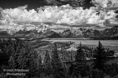 Grand Teton National Park Photograph Snake by JoshFriedmanPhoto