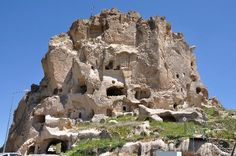 Uçhisar, Turkey  The final most exclusive stone cave is the Uçhisar which is located at the highest point in the area 7km from Nevsehir. This was one of the most popular places to stay in Uçhisar. However natural calamities did not permit the habitants to stay there for longer and thus they moved away
