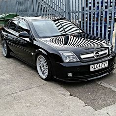 Got my baby back  #vauxhall #vectra #black #dirty #diesel #bought #her #back #z20r #lowered #british #whip #bbs #lm