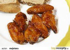 Nejlepší křupavá kuřecí křidélka New Menu, Kfc, Tandoori Chicken, Chicken Wings, Barbecue, Sausage, Grilling, Food And Drink, Yummy Food