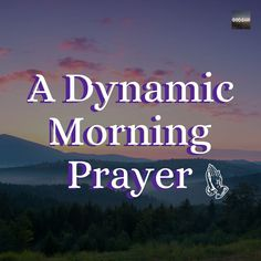 offers short videos that will impact your life and encourage you throughout that day. Sunday Prayer, Good Morning Prayer, Morning Prayers, Prayer Scriptures, God Prayer, Prayer Quotes, Quotes Quotes, Life Quotes, Morning Inspirational Quotes