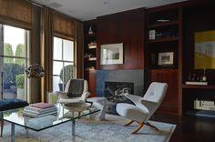 Eric Cohler Design - Study#InteriorDesign #style #EricCohler #ECD #design #space #study #living