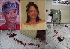 Homem atira contra filhos e mata uma mulher em igreja em Caruaru | S1 Noticias